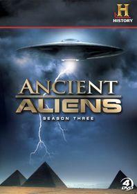 Ancient Aliens:Season 3 - (Region 1 Import DVD)