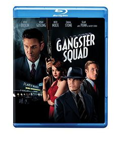 Gangster Squad - (Region A Import Blu-ray Disc)