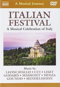 Musical Journey: Italian Festival, A - (Import DVD)