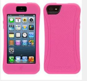 Griffin Survivor Slim Case For iPhone 5 - Pink