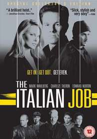 The Italian Job: Collector's Edition (DVD)