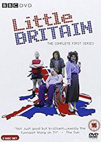 Little Britain-Series 1 (2 Discs) - (Import DVD)