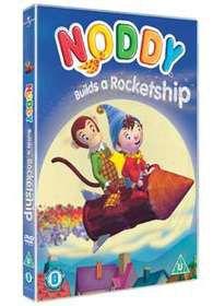 Noddy: Noddy Builds a Rocket Ship (DVD)