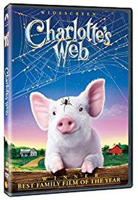 Charlotte's Web - (Region 1 Import DVD)