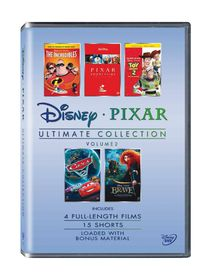 Ultimate Pixar Collection Vol 2 (DVD)