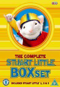 Stuart Little 1-3 (DVD)