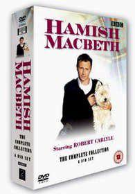 Hamish Macbeth - Complete Box - (Import DVD)
