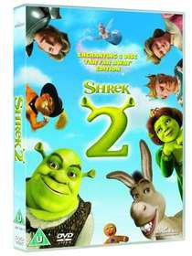 Shrek 2: Enchanting Far Far Away Edition (DVD)
