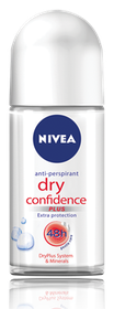 Nivea Dry Confidence Roll On for Her - 50ml