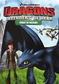 Dragon Riders: Defenders Of Berk - Fright Of Passage (DVD)