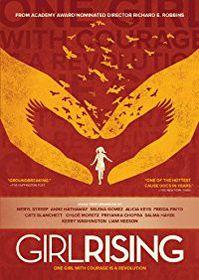 Girl Rising - (Region 1 Import DVD)