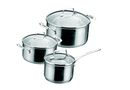 Scanpan - Impact 3 Piece Cookware Set