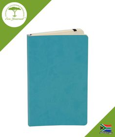 Eco Journal Soft Cover A5 - Turquoise