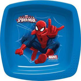 Spiderman Go Square Bowl