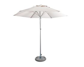 Cape Umbrellas - 2.6m Classic Line Mariner Hexagonal Umbrella - Ecru