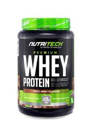 Nutritech Premium Pure Whey - Choc Mint 1kg