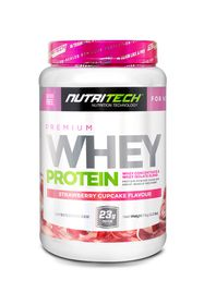 Nutritech Premium Whey - Strawberry Cupcake