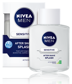 Nivea for Men After Shave Splash - 100ml