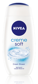 Nivea Creme Soft Shower Gel - 250ml