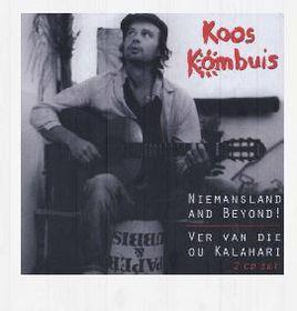 Koos Kombuis - Niemandsland / Vee Van Die Ou Kalahari (CD)