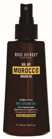 Marc Anthony Oil of Morocco Argan Oil Dry Styling Oil - 120ml