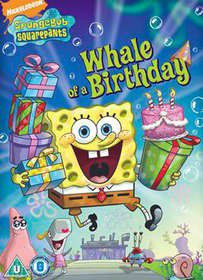 Spongebon Squarepants Whale Of A Birthday (DVD)