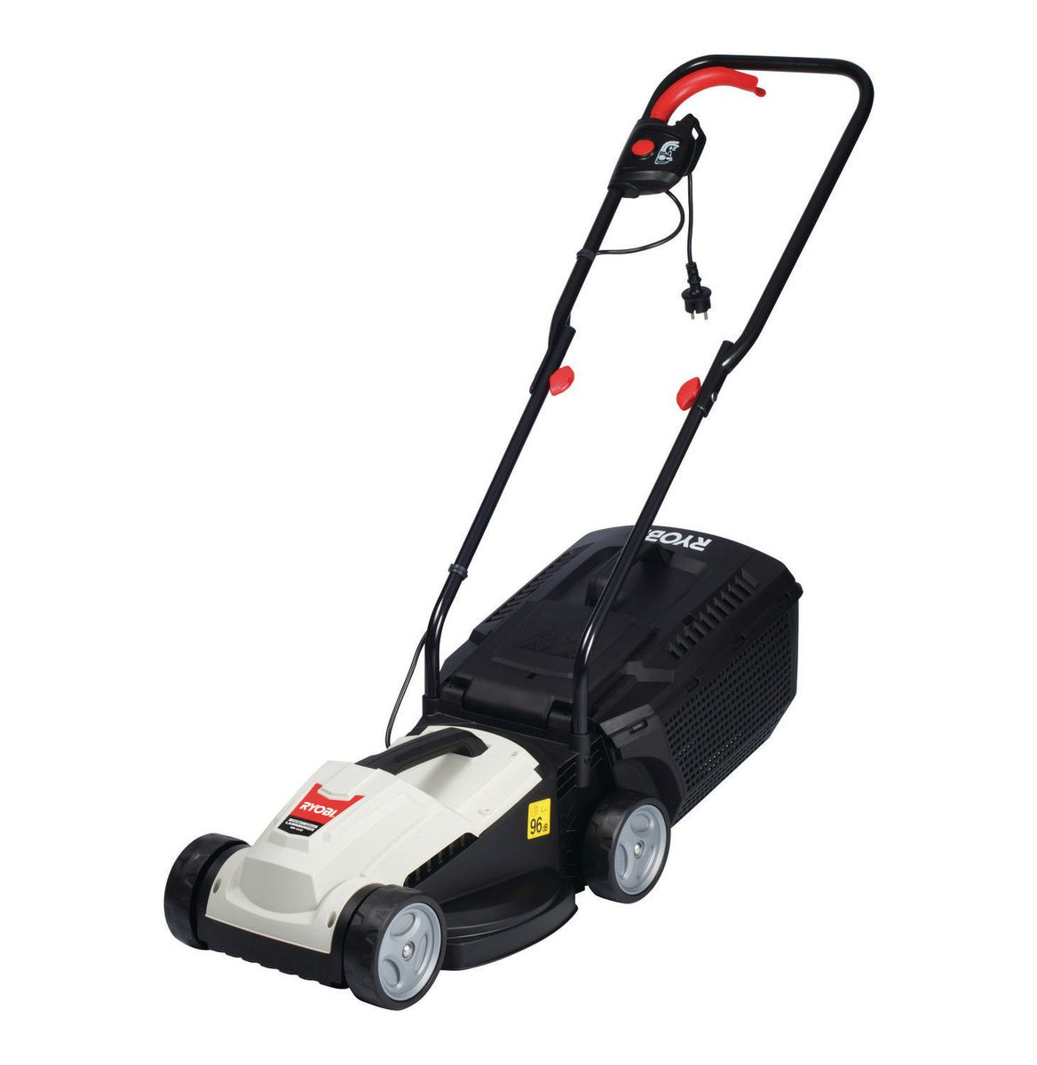 Ryobi 1200w Electric Lawn Mower Review Wiring Diagram Master Blogs Tractor Electrical Lawnmower 320mm Buy Online In
