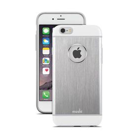 Moshi iGlaze Armour for iPhone 6 Plus - Jet Silver