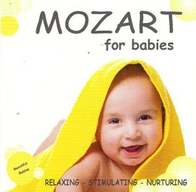 Mozart For Babies - Various Artists (CD)
