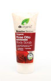 Dr. Organic Skincare Rose Otto Body Scrub