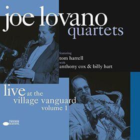 Joe Lovano - Live At The Village Vanguard - Vol.1 (CD)