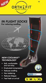 Orthofit Inflight Socks - White - Extra Extra Large