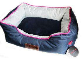 Dog's Life - Premium Country Waterproof Bed - Olive - Medium
