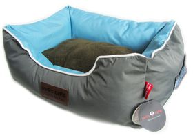 Dog's Life - Premium Country Waterproof Bed Olive - Large