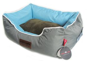 Dog's Life - Premium Country Waterproof Bed - Olive - Extra-Large