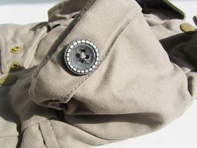 Dog's Life - Army Jacket Khaki - Extra-Small