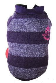 Dog's Life - Wool Jersey 2 - Purple - 4 x Extra-Large