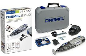 Dremel - 8200-2/45 Cordless Lithium-Ion Rotary Tool