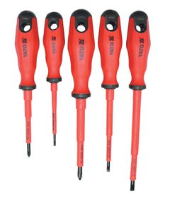 Yato - VDE 1000V Screwdriver Set - 5 Piece