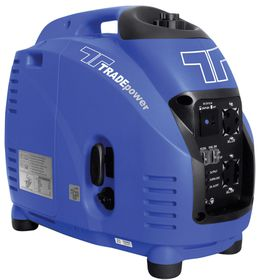 Tradepower - Inverter Generator 2KW -T/P