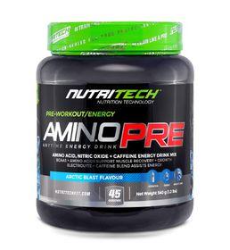 Nutritech Aminopre Arctic Blast - 540 Grams
