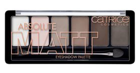 Catrice Absolute Matt Eyeshadow Palette 010