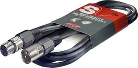 Stagg SMC1 1m XLR-XLR Microphone Cable