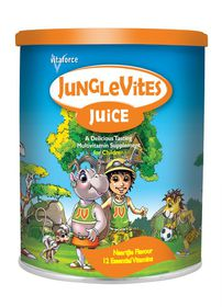 Vitaforce Junglevites Juice Powder 500g (Naartjie)