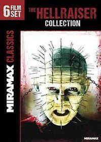 Hellraiser Collection - (Region 1 Import DVD)