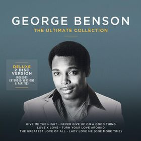 George Benson - The Ultimate Collection (CD)