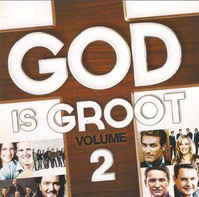 God Is Groot - Vol.2 - Various Artists (CD)