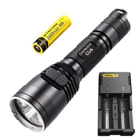 NiteCore - CU6 Ultra Violet Flashlight Combo Set
