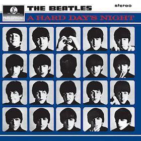 Hard Day's Night (Mono) - (Import Vinyl Record)