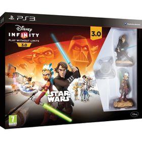 Disney Infinity Star Wars Starter Pack (PS3)